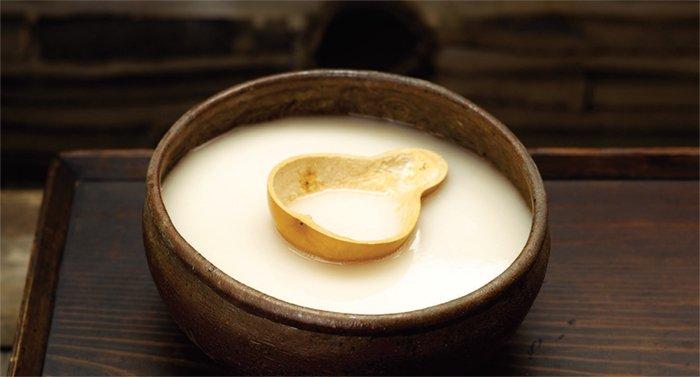 Makgeolli, koreanisches Getränk